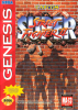 Super Street Fighter II - The New Challengers Sega Genesis cover artwork