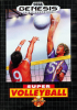 Super Volley Ball Sega Genesis cover artwork