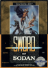 Sword of Sodan Sega Genesis cover artwork