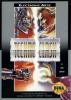 Techno Clash Sega Genesis cover artwork