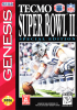 Tecmo Super Bowl II - Special Edition Sega Genesis cover artwork