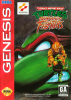 Teenage Mutant Ninja Turtles - Tournament Fighters Sega Genesis cover artwork
