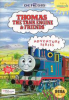 Thomas the Tank Engine & Friends Sega Genesis cover artwork