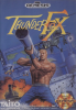 Thunder Fox Sega Genesis cover artwork