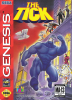 Tick, The Sega Genesis cover artwork