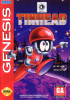 TinHead Sega Genesis cover artwork