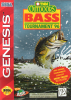 TNN Outdoors Bass Tournament '96 Sega Genesis cover artwork
