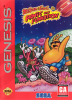 ToeJam & Earl 2 : Panic on Funkotron Sega Genesis cover artwork