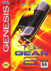 Top Gear 2 Sega Genesis cover artwork