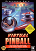Virtual Pinball Sega Genesis cover artwork