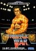 Wrestle War Sega Genesis cover artwork