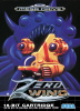 Zero Wing Sega Genesis cover artwork