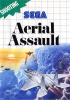 Aerial Assault Sega Master System cover artwork