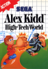 Alex Kidd - High-Tech World Sega Master System cover artwork