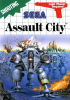 Assault City Sega Master System cover artwork