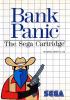 Bank Panic Sega Master System cover artwork