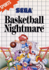 Basket Ball Nightmare Sega Master System cover artwork