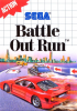Battle Out Run Sega Master System cover artwork