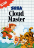 Cloud Master Sega Master System cover artwork