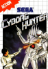 Cyborg Hunter Sega Master System cover artwork