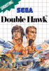 Double Hawk Sega Master System cover artwork