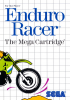 Enduro Racer Sega Master System cover artwork