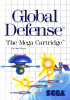 Global Defense Sega Master System cover artwork