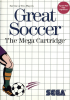 Great Soccer Sega Master System cover artwork