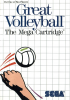 Great Volleyball Sega Master System cover artwork