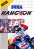 Hang-On Sega Master System cover artwork