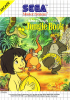 Jungle Book, The Sega Master System cover artwork