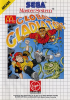 Mick & Mack as the Global Gladiators Sega Master System cover artwork
