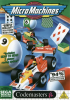 Micro Machines Sega Master System cover artwork
