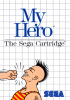 My Hero Sega Master System cover artwork