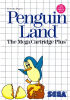 Penguin Land Sega Master System cover artwork