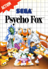 Psycho Fox Sega Master System cover artwork