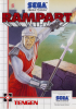 Rampart Sega Master System cover artwork