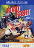 Road Rash Sega Master System cover artwork