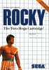Rocky Sega Master System cover artwork