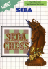 Sega Chess Sega Master System cover artwork