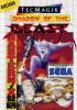 Shadow of the Beast Sega Master System cover artwork