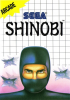 Shinobi Sega Master System cover artwork