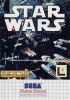 Star Wars Sega Master System cover artwork