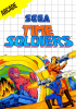 Time Soldiers Sega Master System cover artwork