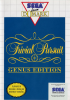 Trivial Pursuit - Genus Edition Sega Master System cover artwork