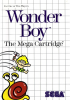 Wonder Boy Sega Master System cover artwork