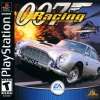 007 Racing Sony PlayStation cover artwork