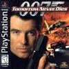 007 - Tomorrow Never Dies Sony PlayStation cover artwork