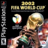 2002 FIFA World Cup - Japan Korea Sony PlayStation cover artwork