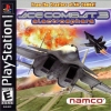 Ace Combat 3 - Electrosphere Sony PlayStation cover artwork